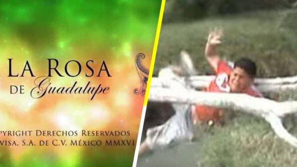 """21 videos con música de """"La Rosa de Guadalupe"""" de fondo para agregarle drama a tu vida"""