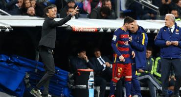 Así fue el choque entre Messi y Luis Enrique, el cual confesó el propio estratega