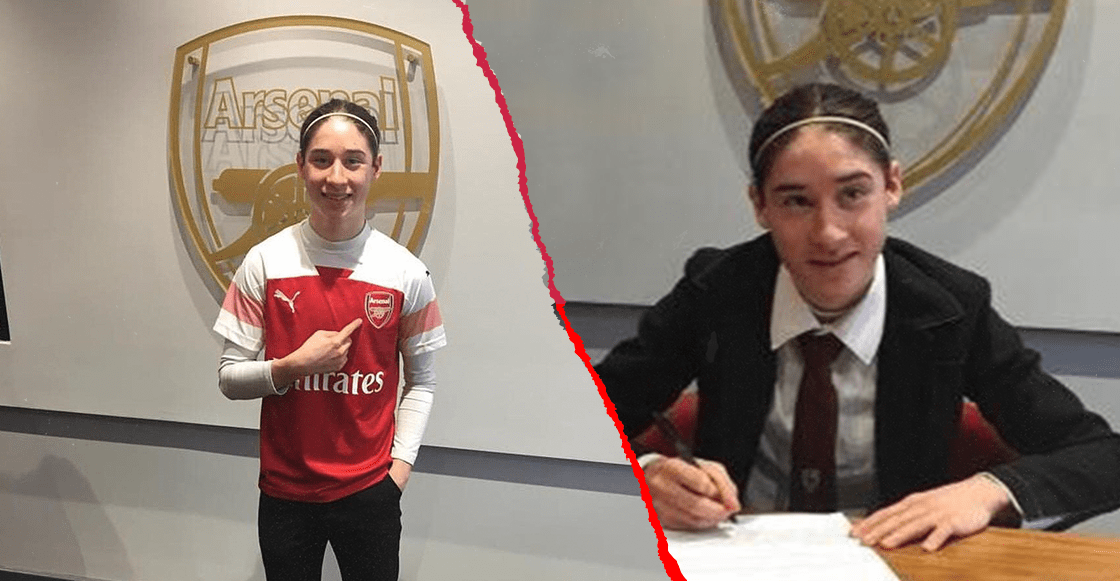 Arsenal ficha a hermanos mexicanos