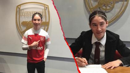 Marcelo Flores, el mexicano de 15 años que ha fichado con Arsenal