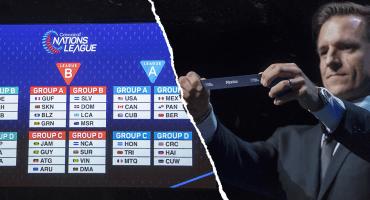 ¡Qué nervios! México ya conoce a sus rivales en la Liga de Naciones de la Concacaf