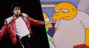 Ahora Los Simpsons: La serie retiró el capítulo especial de Michael Jackson