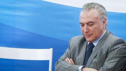 Juez ordena la liberación del expresidente de Brasil, Michel Temer