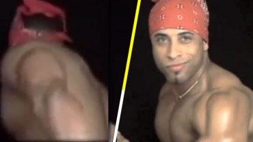 La historia detrás del meme: ¿Quién es el hombre musculoso con paliacate que se hizo viral?