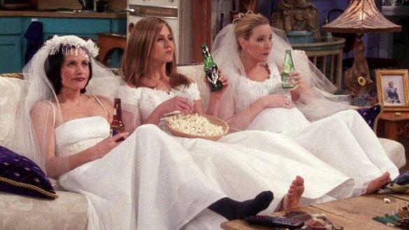 """¡Qué hermoso! """"Mónica"""" de Friends visitó su antiguo departamento y los fans se volvieron locos"""