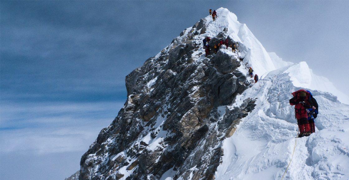 Con derretimiento de glaciares, cadáveres de montañistas están quedando expuestos