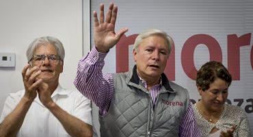Superdelegado de AMLO deja el cargo para competir por gubernatura