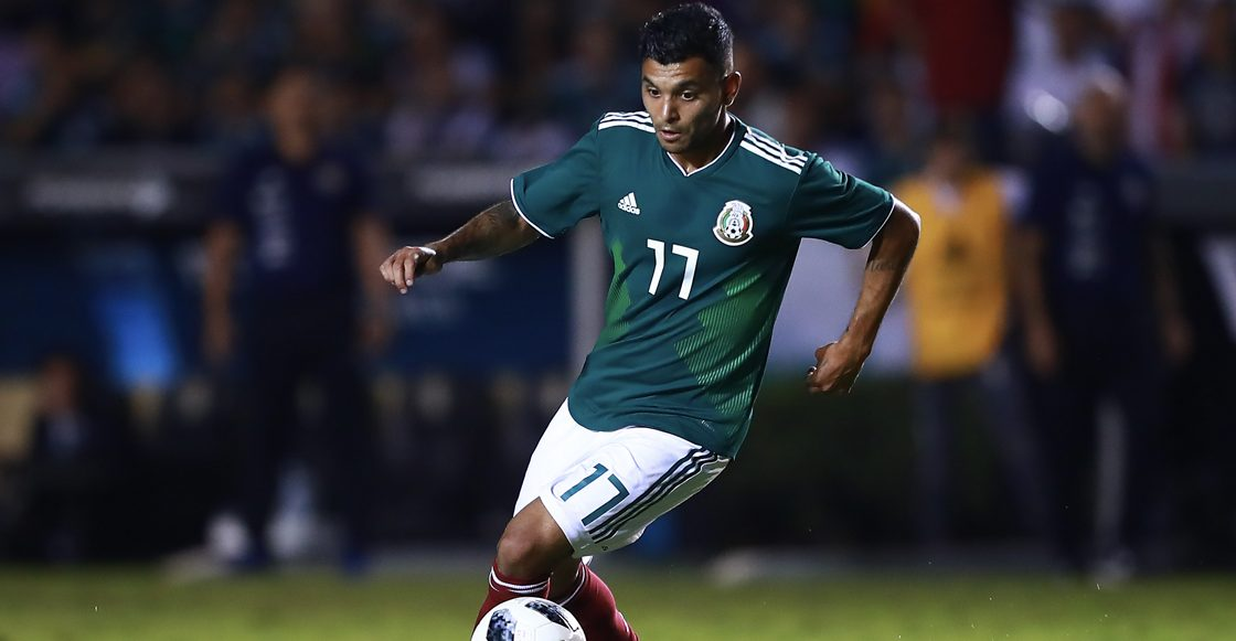 El motivo por el que  Tecatito  Corona es baja de la Selección Mexicana 0ada689204d2f