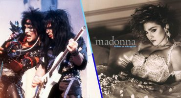 ¡Mala idea! Mötley Crüe coverea 'Like a Virgin' de Madonna para 'The Dirt'
