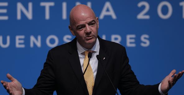 FIFA hace oficial un nuevo Mundial de Clubes a partir del 2021 con 24 equipos