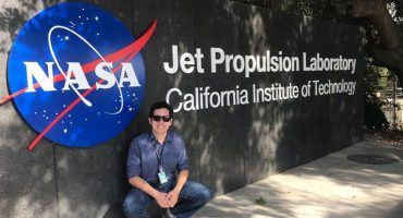 Estudiante del Tec de Monterrey colaboró con la Nasa en proyectos para Marte