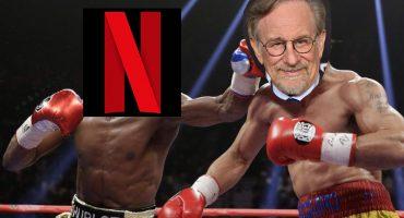 Steven Spielberg no quiere que las películas por streaming estén en los Oscar... y así le contesta Netflix
