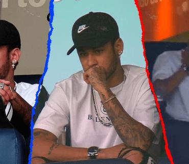 La reacción de Neymar tras el histórico empate de Panamá ante Brasil