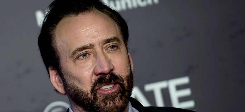 Leaving Las Vegas? Nicolas Cage pide el divorcio después de haberse casado ebrio