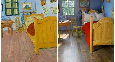 Así se verían algunas pinturas famosas si las recrearan como escenarios reales