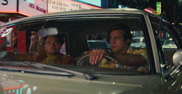 Groovy time! Tarantino lanzó el primer tráiler de 'Once Upon A Time In Hollywood'