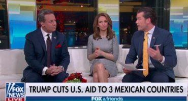 OILOOOS: Fox News dice que Guatemala, Honduras y El Salvador son