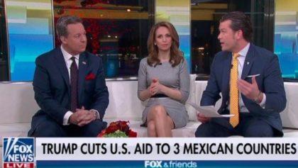 OILOOO: Fox News dice que Guatemala, Honduras y El Salvador son