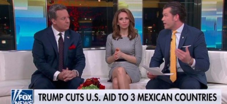 """OILOOO: Fox News dice que Guatemala, Honduras y El Salvador son """"países mexicanos"""""""