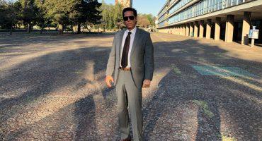 ¿Para qué o qué? Roberto Palazuelos fue a dar una plática a la Facultad de Derecho de la UNAM
