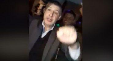 Sin miedo al éxito: El señor que se hizo viral por beber y bailar Daddy Yankee