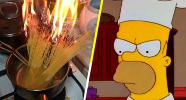 Estudiantes de E.U. causaron un incendio en Italia por cocinar pasta sin agua