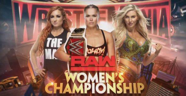 Mujeres protagonizarán pelea estelar de Wrestlemania 35 ¡por primera vez en la historia de WWE!
