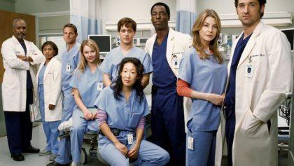 14 años de Grey´s Anatomy y así ha cambiado el reparto original