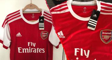 Filtran el que sería el nuevo uniforme del Arsenal… pero despierta dudas 🤔