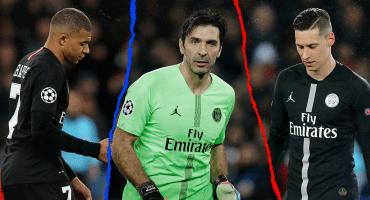 ¿Cruz Azul Saint Germain? PSG y sus fracasos en Octavos de la Champions