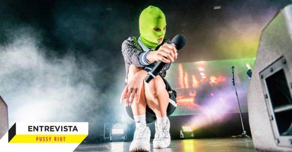 """""""No entiendo por qué su gobierno no se lo toma en serio"""": Entrevista con Nadya de Pussy Riot"""