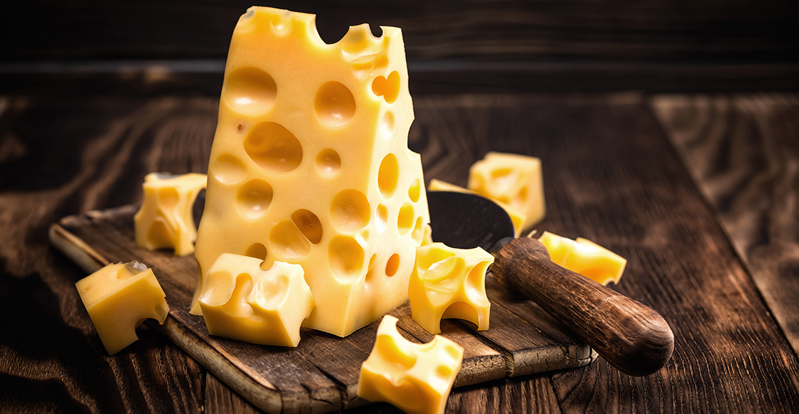 Los quesos también lloran: ¿Qué sucede con el sabor de un queso cuando le pones música?