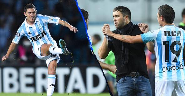 Racing se coronó en el futbol de Argentina con seis exjugadores de la Liga MX