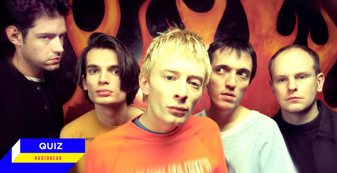 Demuestra qué tan 'bullet proof' de Radiohead eres con este quiz de 'The Bends'