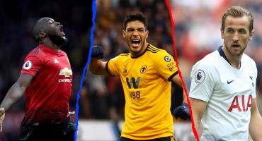 El gol de Jiménez, Manchester United a Champions y el primer empate del Tottenham: Lo que dejó la Premier