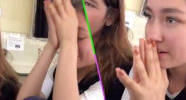 La emotiva historia de la estudiante que se enteró que entró a la UNAM y se hizo viral
