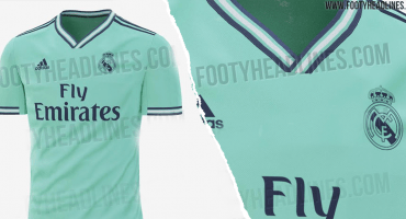¡Merengue verde! Filtran el tercer uniforme del Real Madrid para la temporada 2019-20