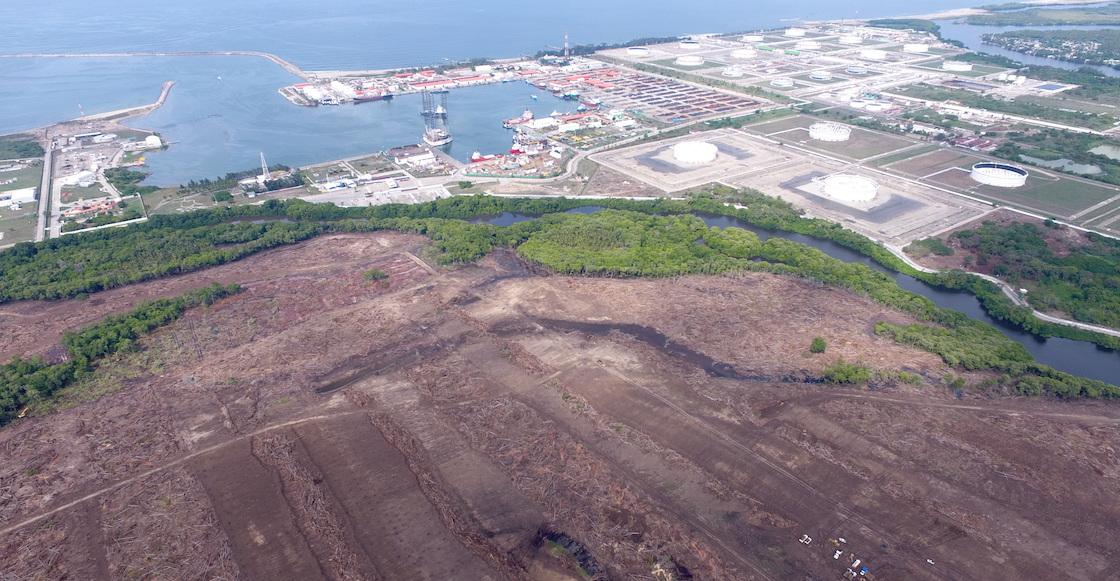 Con documento de aprobación iniciará construcción de Refinería: Nahle