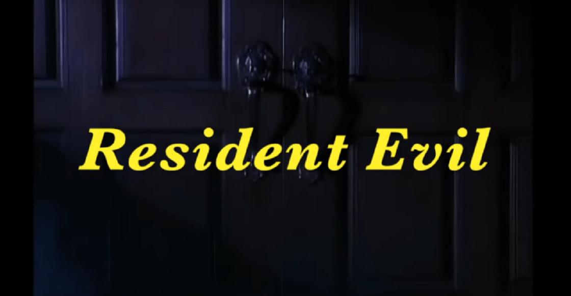 Resident Evil - intro estilo Sitcom