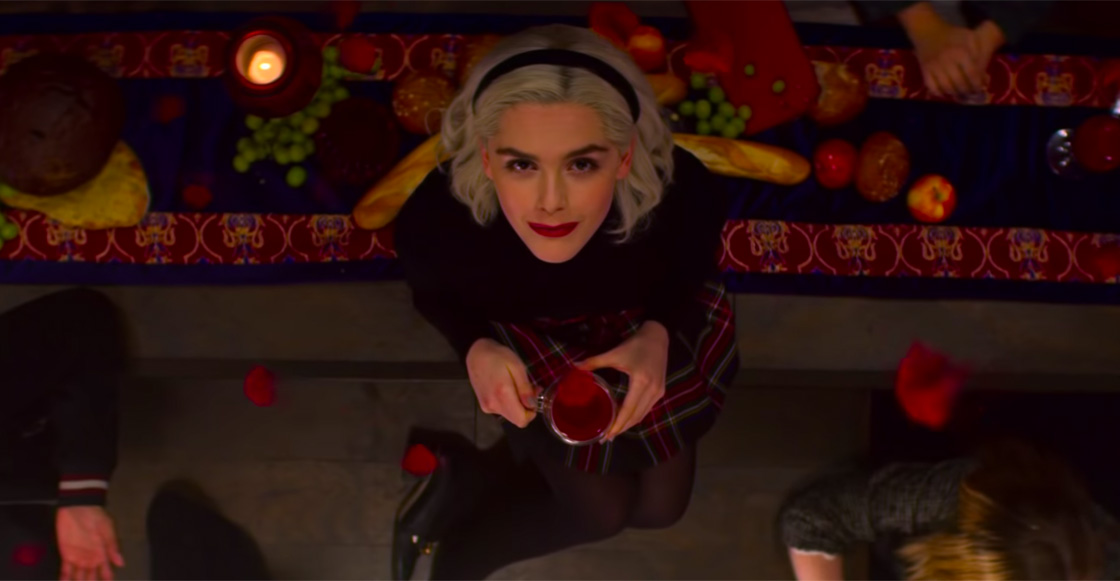 Por acá el tráiler de la 2ª temporada de 'Chilling Adventures of Sabrina' de Netflix