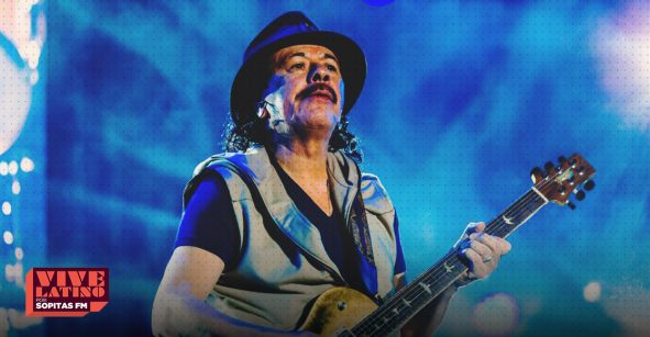 La noche en que Santana convirtió al Vive Latino 2019 en Woodstock