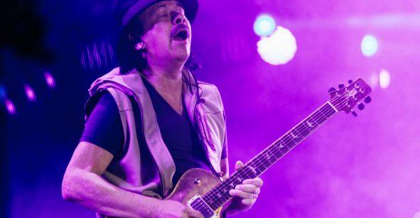 ¡Llamando a los fans de Carlos Santana! Lánzate a una convivencia íntima con él