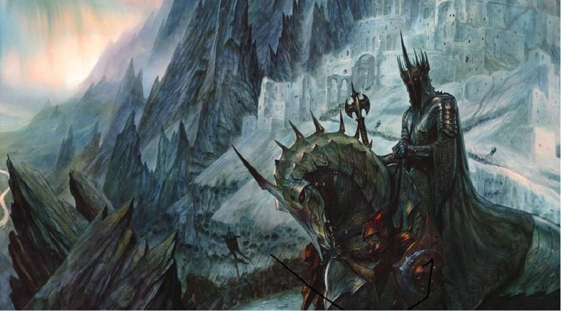 Lord of the Rings - Caída de Númenor