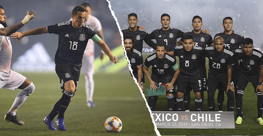 40e409a44c2e7 En imágenes  Así se ve el nuevo uniforme de la Selección Mexicana