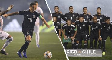 En imágenes: Así se ve el nuevo uniforme de la Selección Mexicana