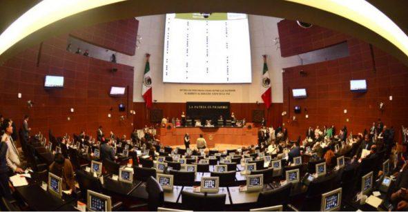 Senado aprueba eliminar fuero al Presidente, así como a senadores y diputados