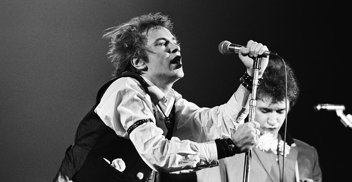God Save the Sex Pistols! Habrá una biopic de la banda de punk por excelencia