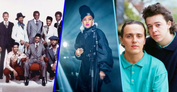 ¡Tears for Fears, Ms. Lauryn Hill, y Kool & The Gang en el nuevo festival Solar 2019!