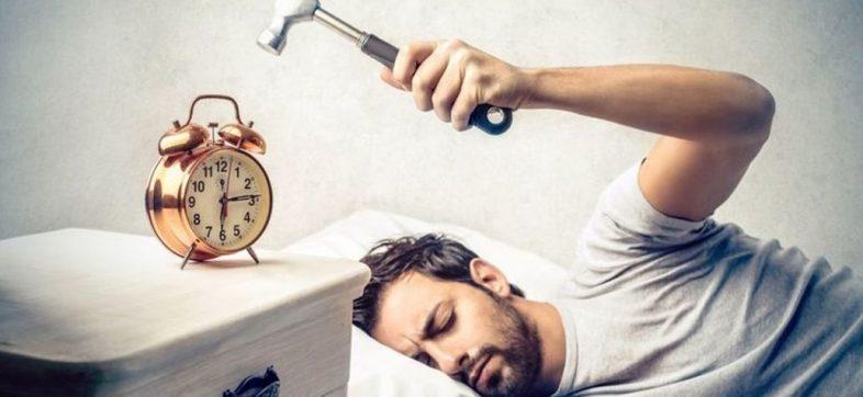 Recuperar las horas de sueño en 'finde' no es buena idea