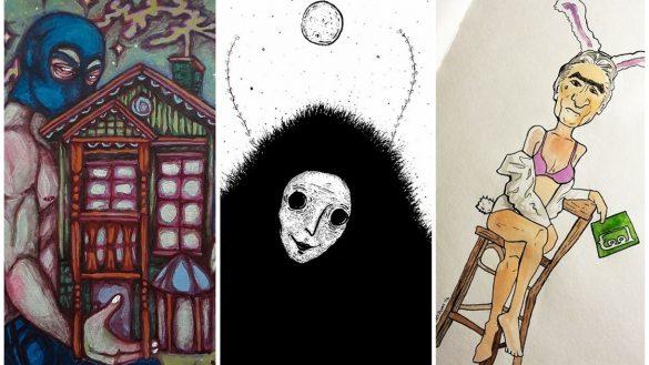 Personas que ilustraron sus sueños